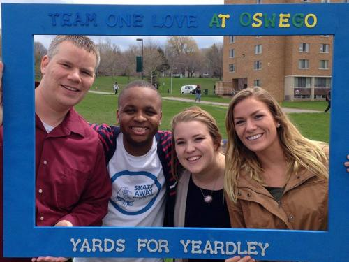 Participants in 2016 Yards for Yeardley