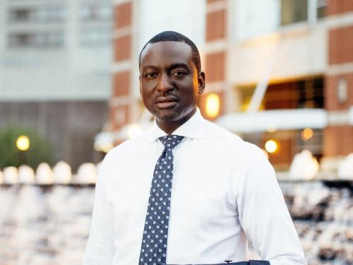 Yusef Salaam, found innocent of a crime that sent him to jail for 7 seven years, now speaks on and works toward justice