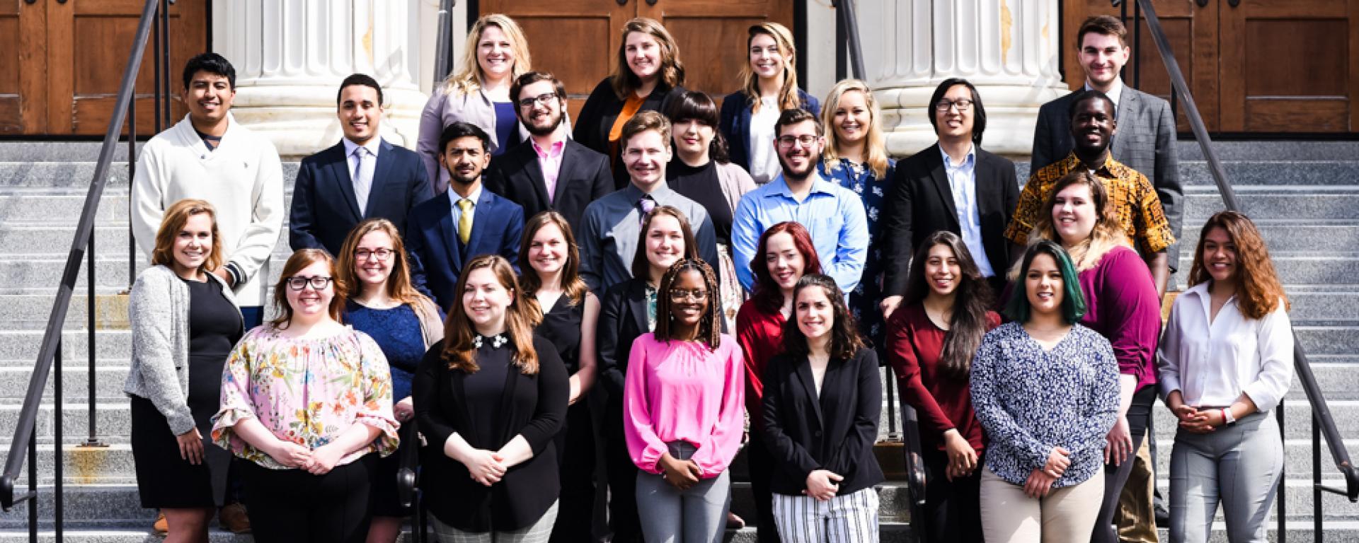 Summer 2019 Student Staff