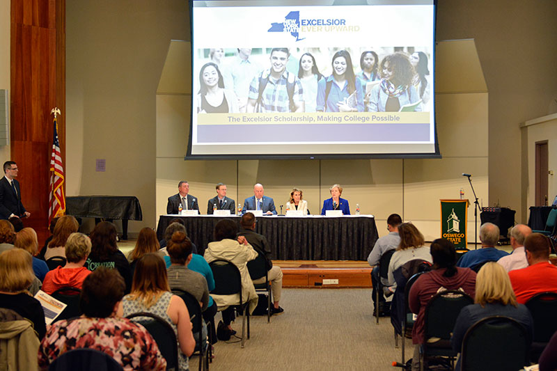 Excelsior Scholarship roundtable