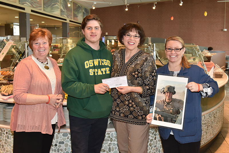 Miss A Meal raises $4,723.02 for the Cpl. Kyle R. Schneider Foundation