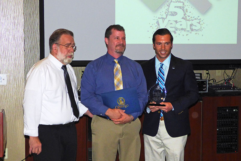 Oswego Renaissance Association receives award from City of Oswego