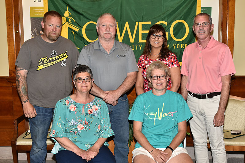 SUNY Oswego honors 15-year employees