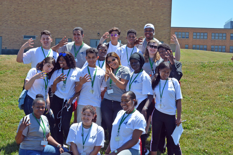 Mentors at Camp College