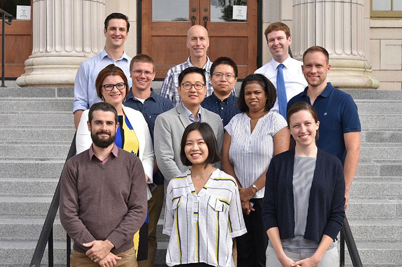 SUNY Oswego welcomes new employees