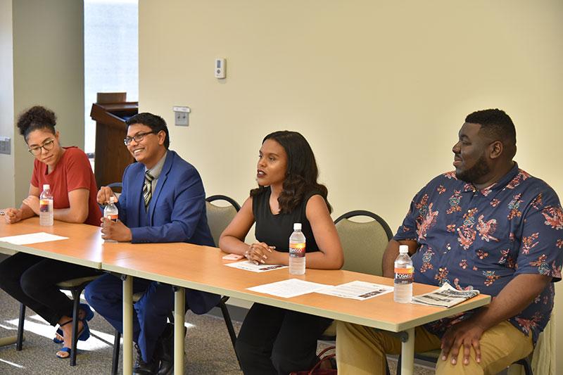 ALANA alumni leadership panel