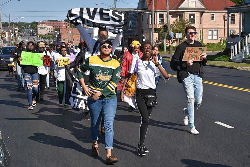 ALANA Unity Peace Walk