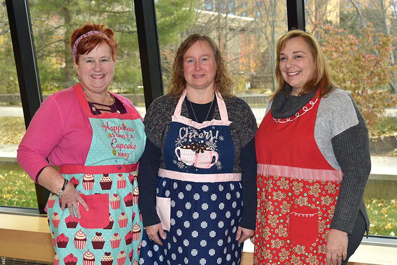 Winning chefs for SEFA Bake Off