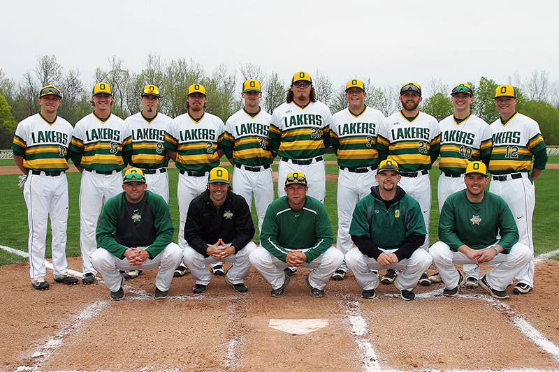Laker baseball recognizes its seniors