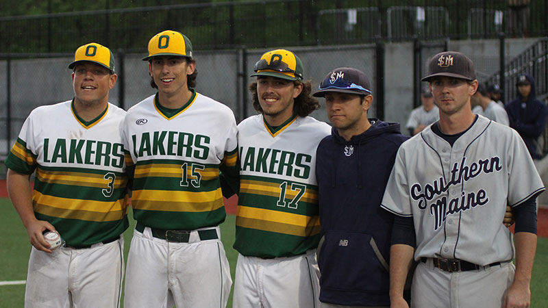 Lakers named to NCAA regional all-tournament team