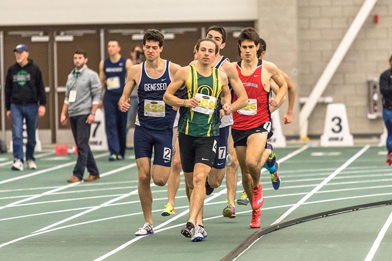 Star runner Ben Griffin