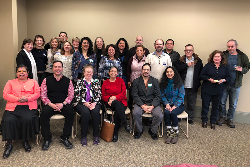 Participants in Lake Erie Latin American Cultural Studies conference