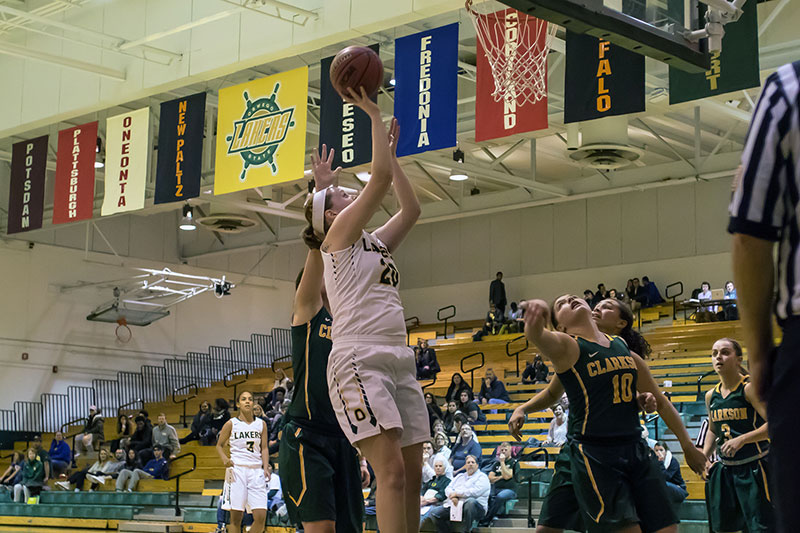 Rachael Windhausen excelling on basketball court