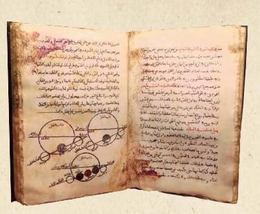 A manuscript edition of Kitab al-Qanun al-Mas'udi