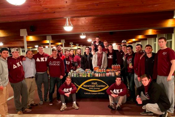 Registered Fraternities | The Point