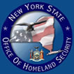NYS Office of Homeland Security Seal