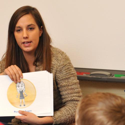 Childhood psychology teaching