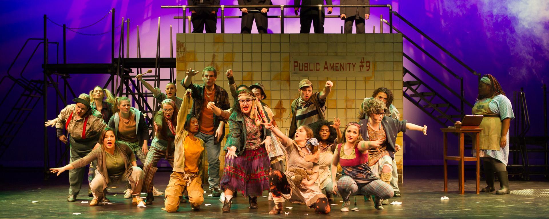 Theatre BA   SUNY Oswego Academic Programs