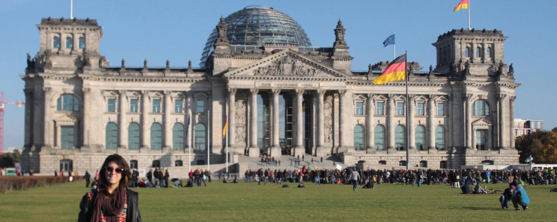تحصیل کارشناسی ارشد در کشور آلمان
