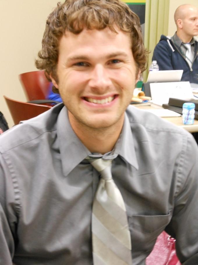 Nick Scholz, Project BLEND Alumni