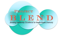 Project BLEND Logo