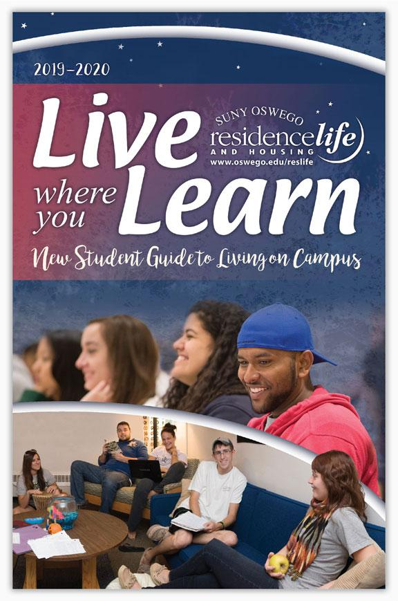 Link to Live Where You Learn 2019-2020 A new students guide to living on campus