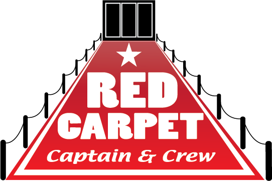 Red Carpet Captain and Crew!