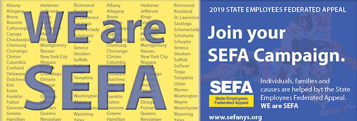 SEFA 2019 Logo