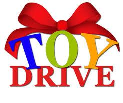 Toy Drive at the hockey games Nov. 15th and Nov. 16th