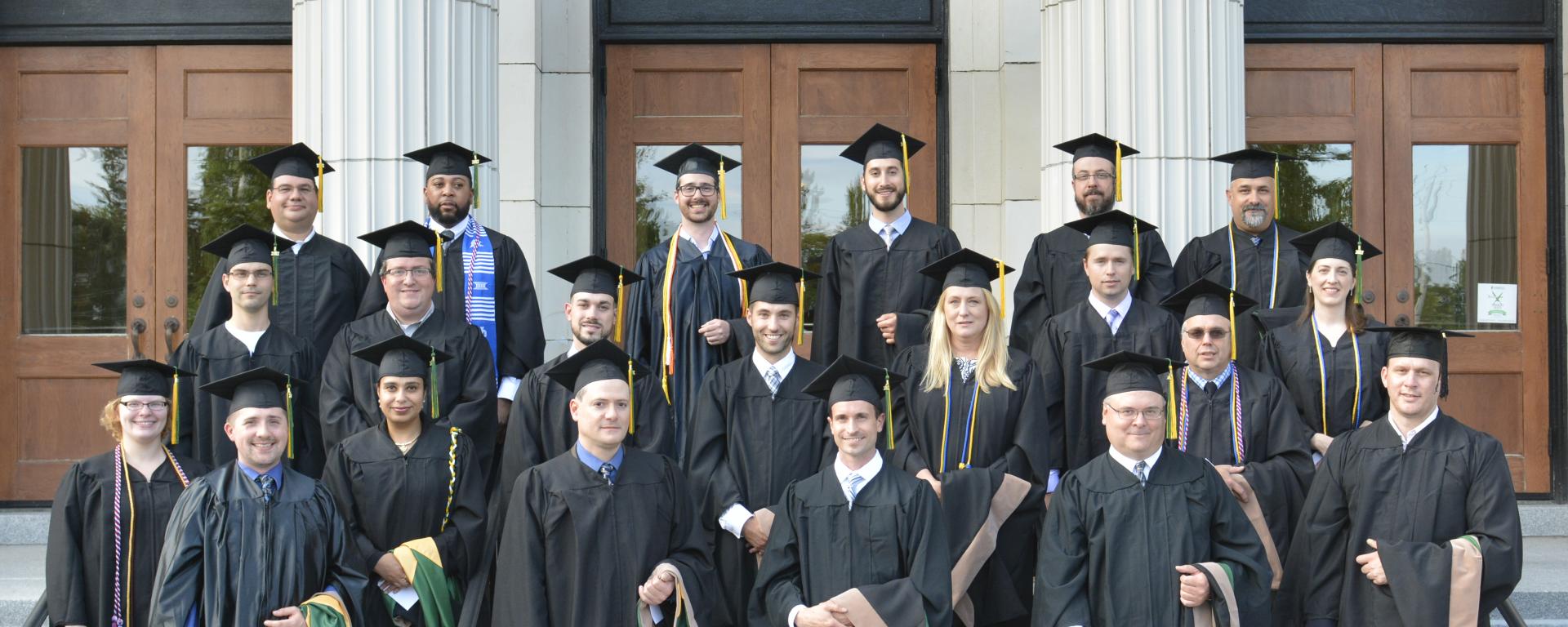 SRC graduates