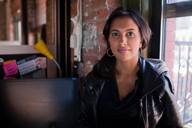 Professional photo of Shalini Kantayya