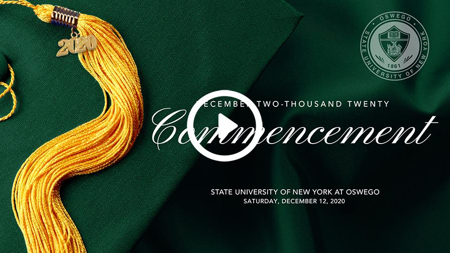 Watch Commencement Ceremony