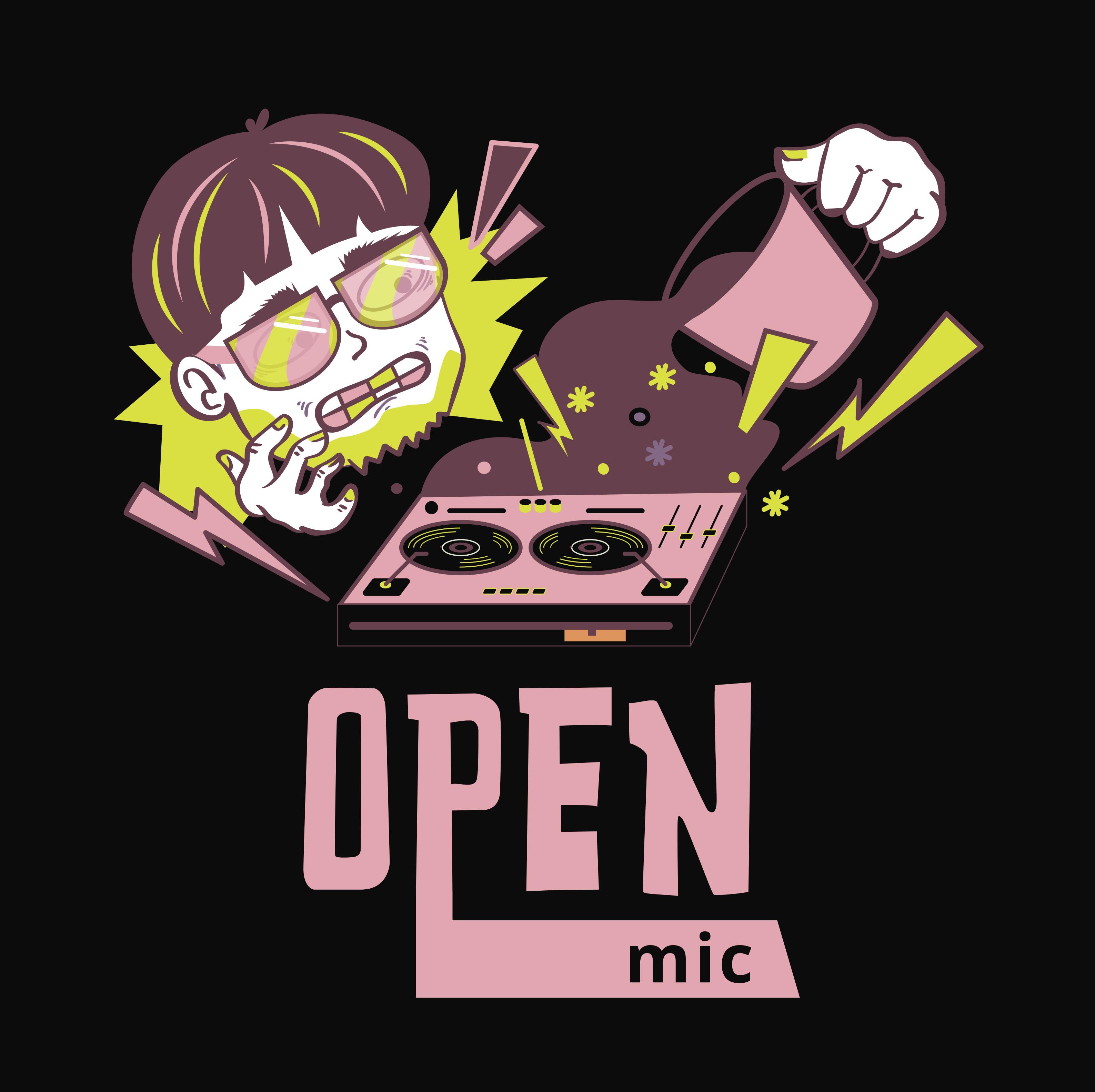 Open Mic MC