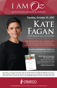 Kate Fagan - I Am Oz Diversity Speaker Series