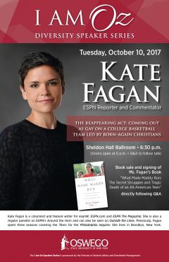 Kate Fagan - I Am Oz Diversity Speaker Series