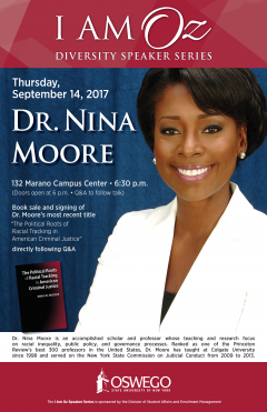 Nina Moore - I Am Oz Diversity Series Speaker