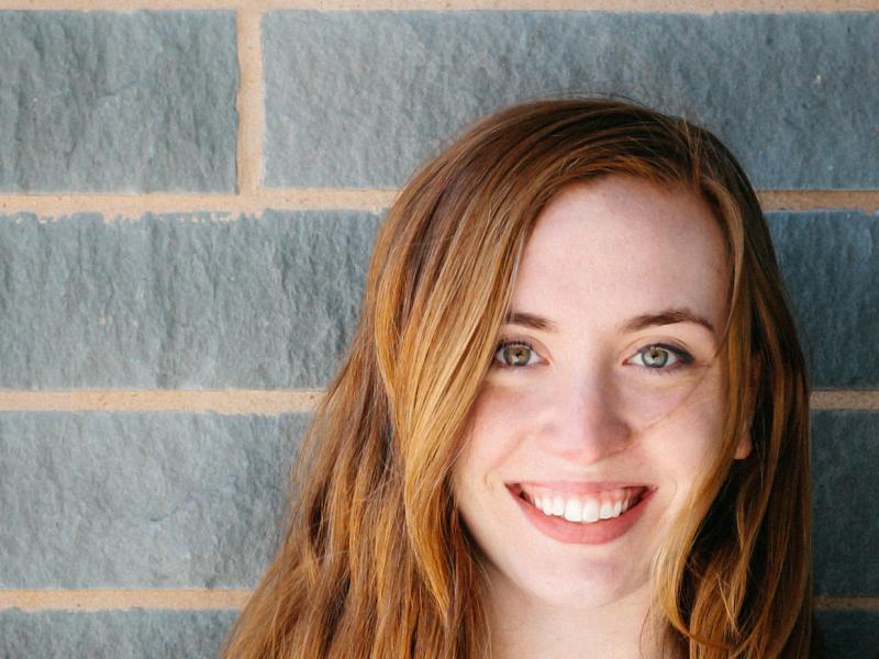 Becky Nesel, '19: Social Media Intern