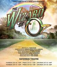 Wizard of Oz Poster promotional image