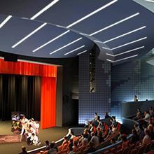 Waterman Theatre renovation plan