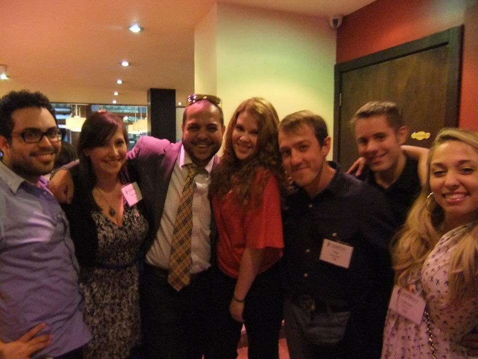 Oswego State Theatre Alumni Reunion NYC 2014