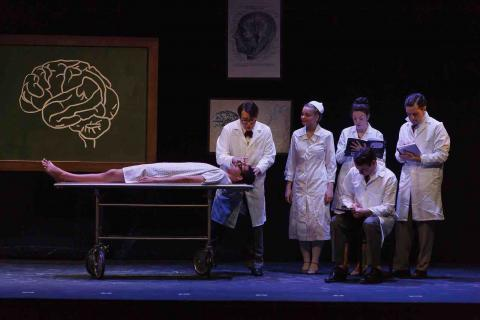 Young Frankentstein SUNY Oswego Theatre Dept