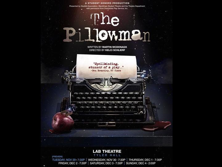 Pillowman student honors production