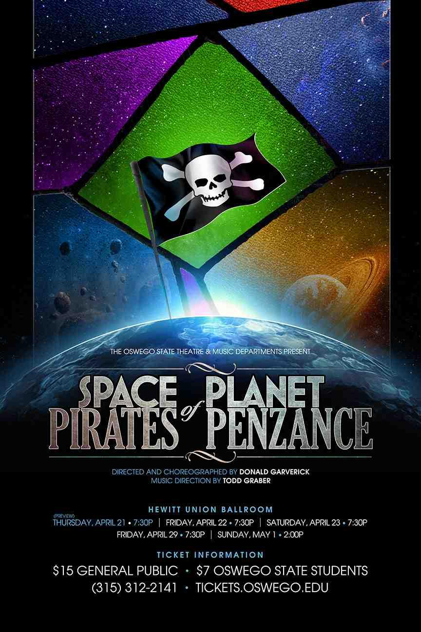 Space Pirates of Planet Penzance