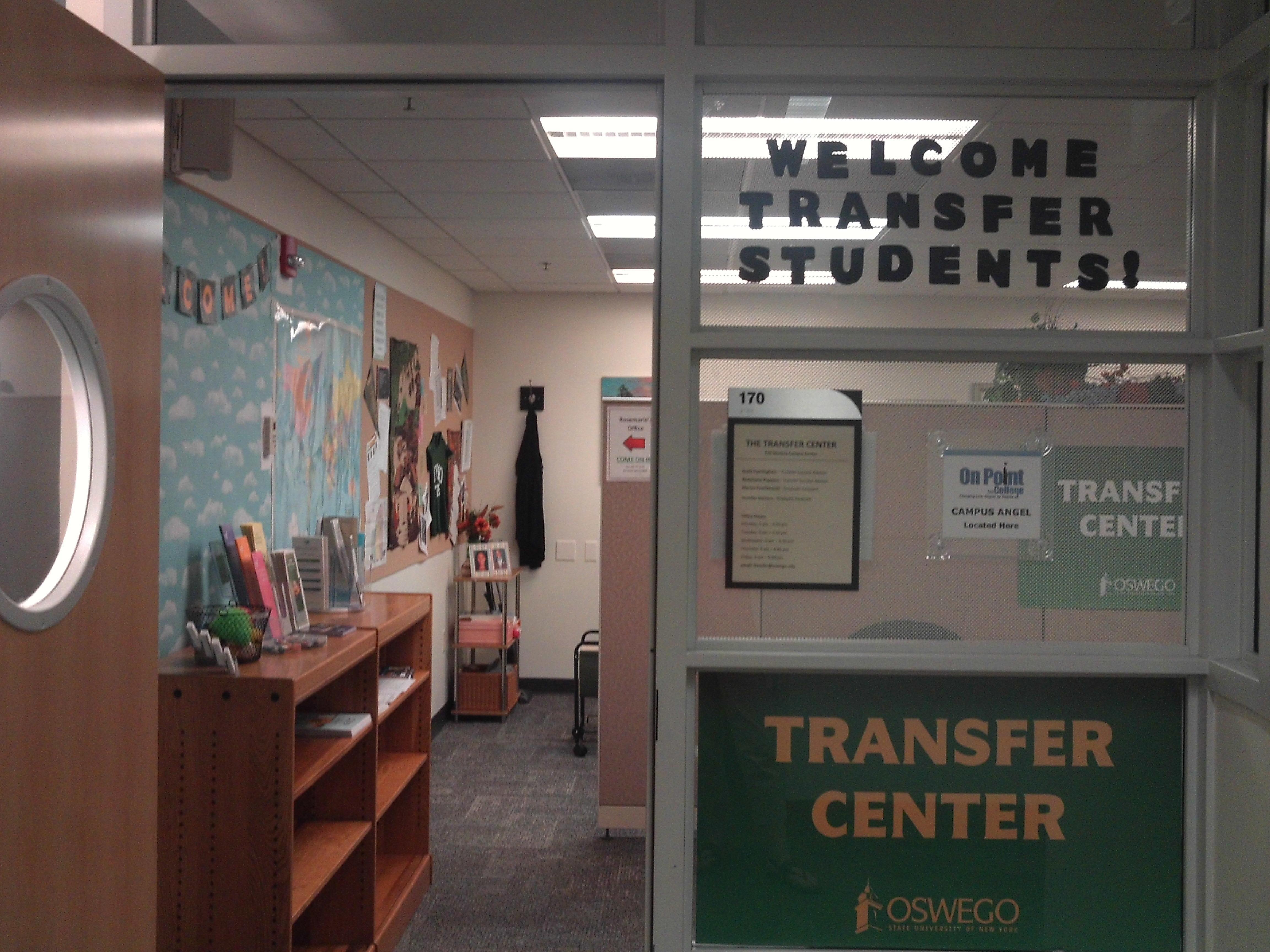 The Transfer Center